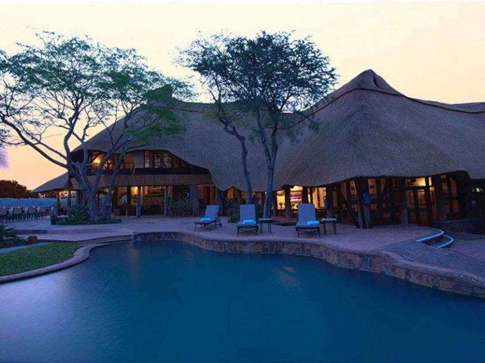 141Y10007 Best of Simbabwe - Selbstfahrertour Karte