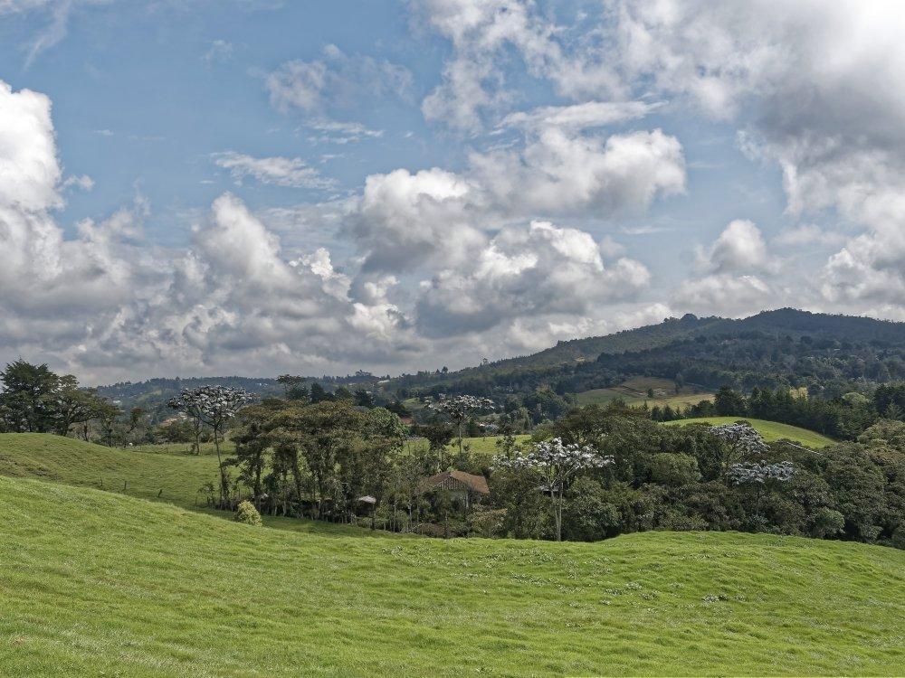 Landschaft Kolumbien