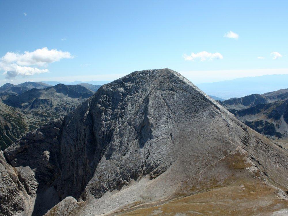 Pirin Gebirge Mt. Musala