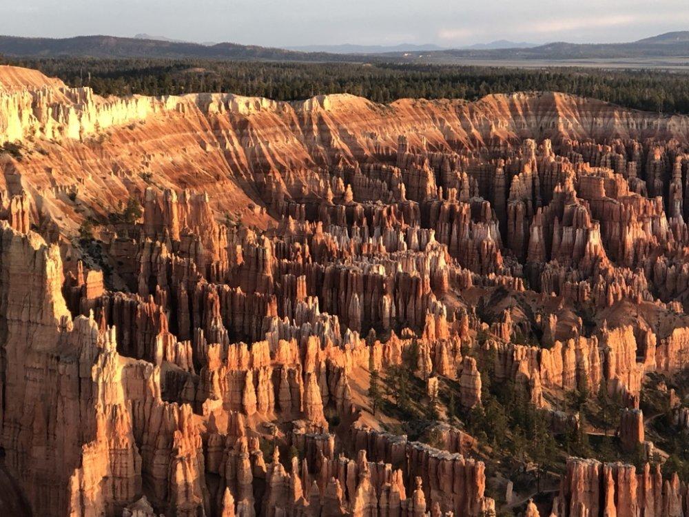 Felstürme Bryce Canyon