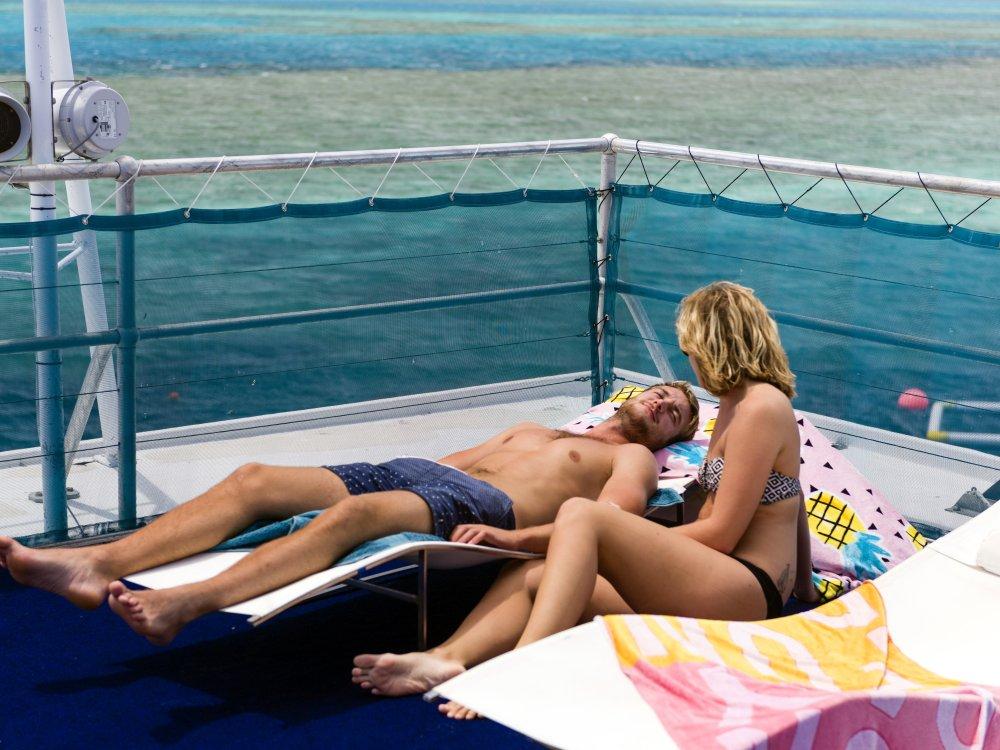 Great Barrier Reef Schwimminsel_4