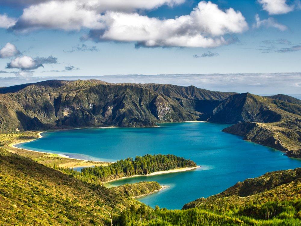 Sete Cidades Azoren