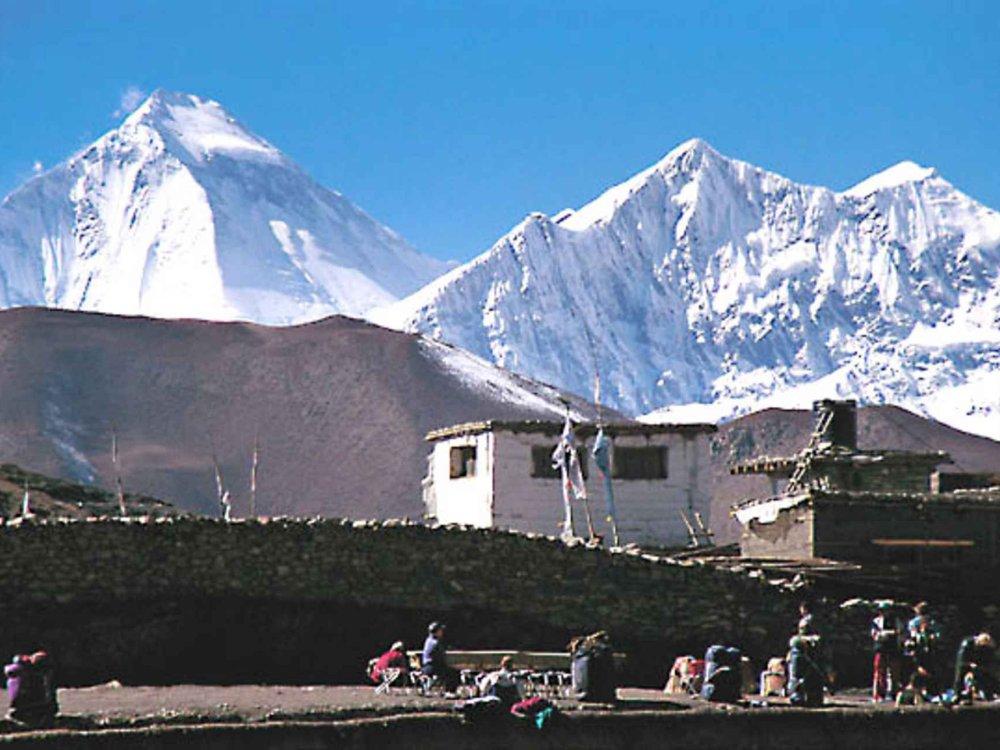 Große Annapurna Umrundung