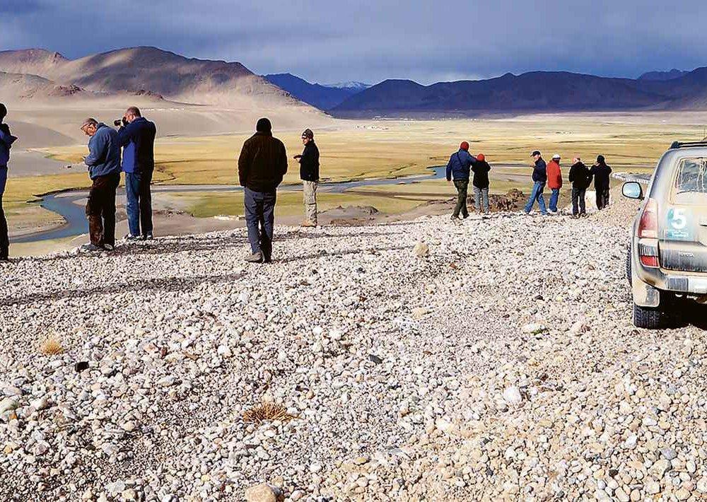 Abenteuer Zentralasien - Entlang des Pamir Highway