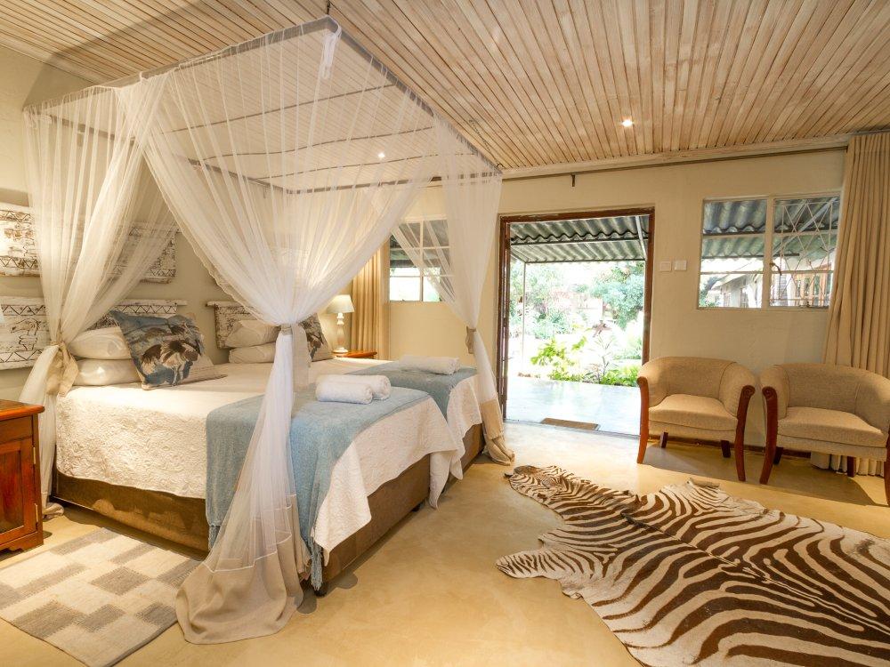 Victoria Falls Bayete Lodge