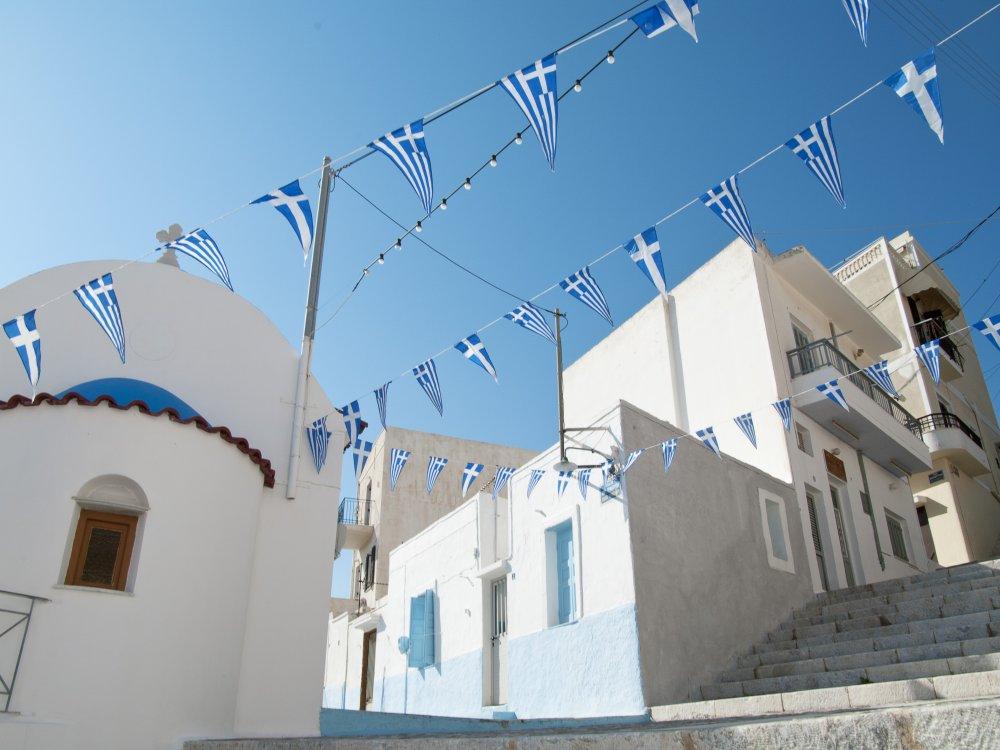 Syros Kirche