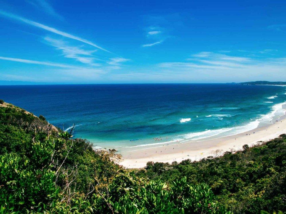 Ostküste Australien erleben von Sydney nach Cairns
