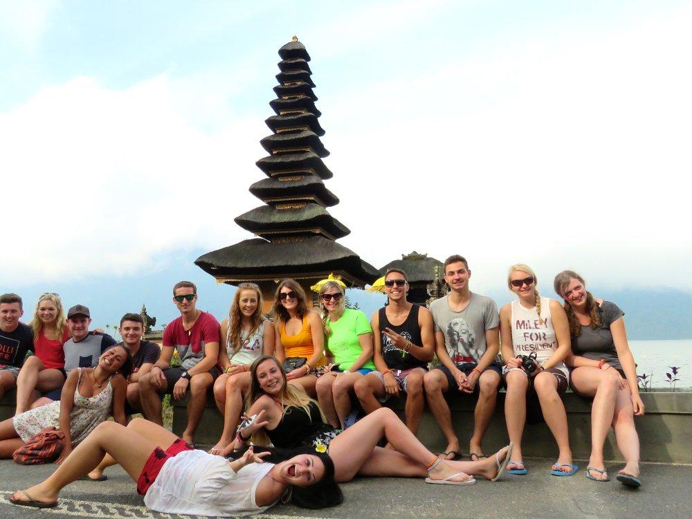 Bali Bratan Tempel