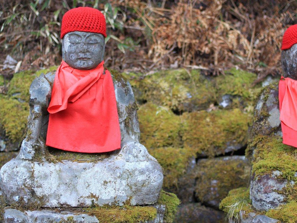 Buddha Statue in Nikko