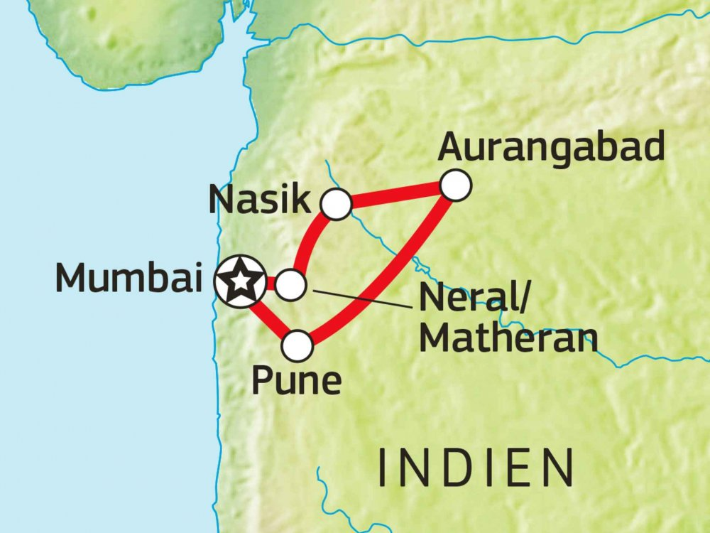 180T20075 Maharashtras Schätze Karte