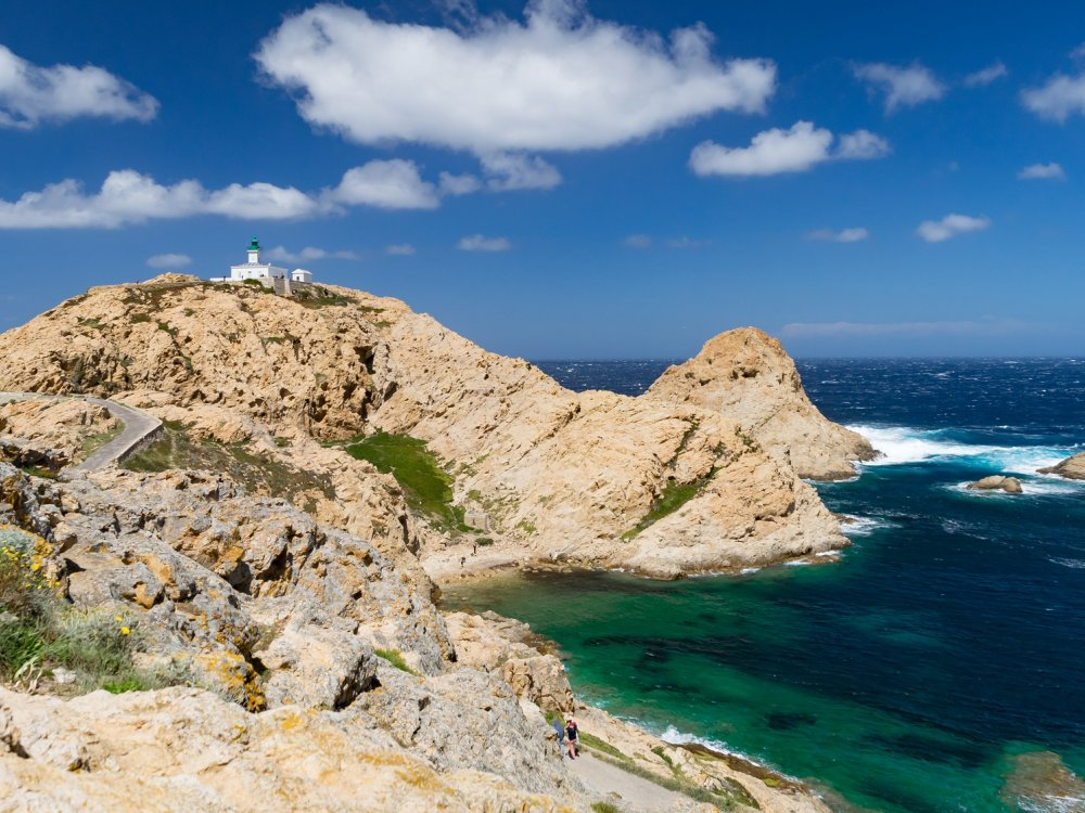 Korsika Leuchtturm
