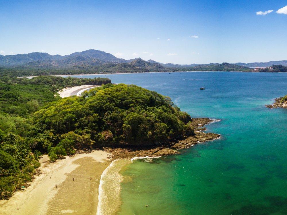 Costa Rica Strand und Dschungel