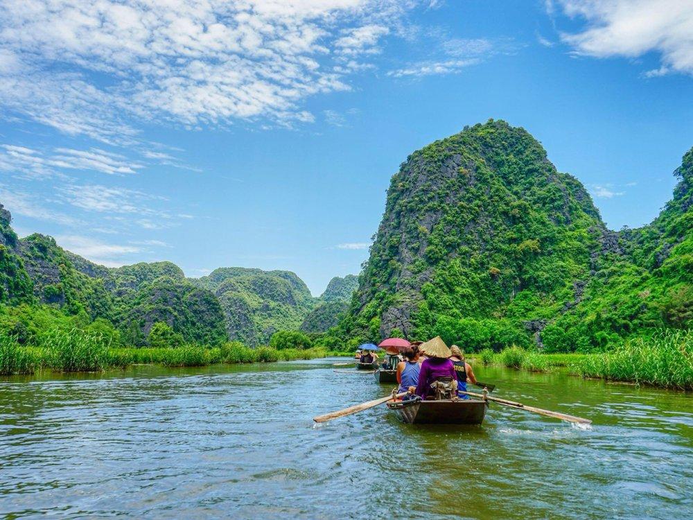 Ninh Binh Row Boat