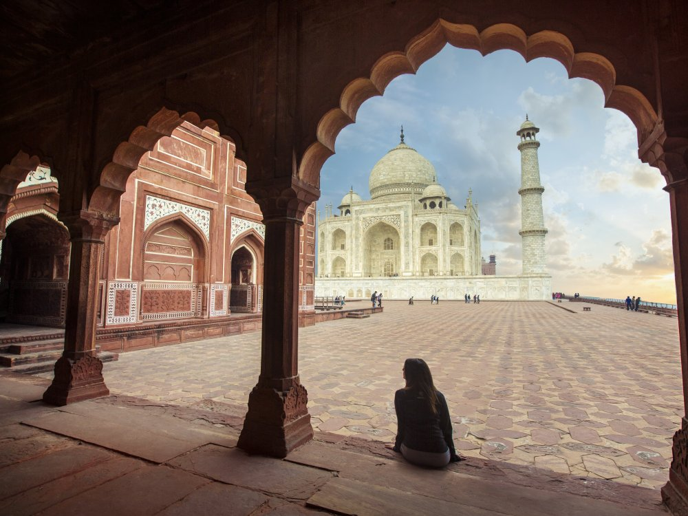 Agra, Taj Mahal_2