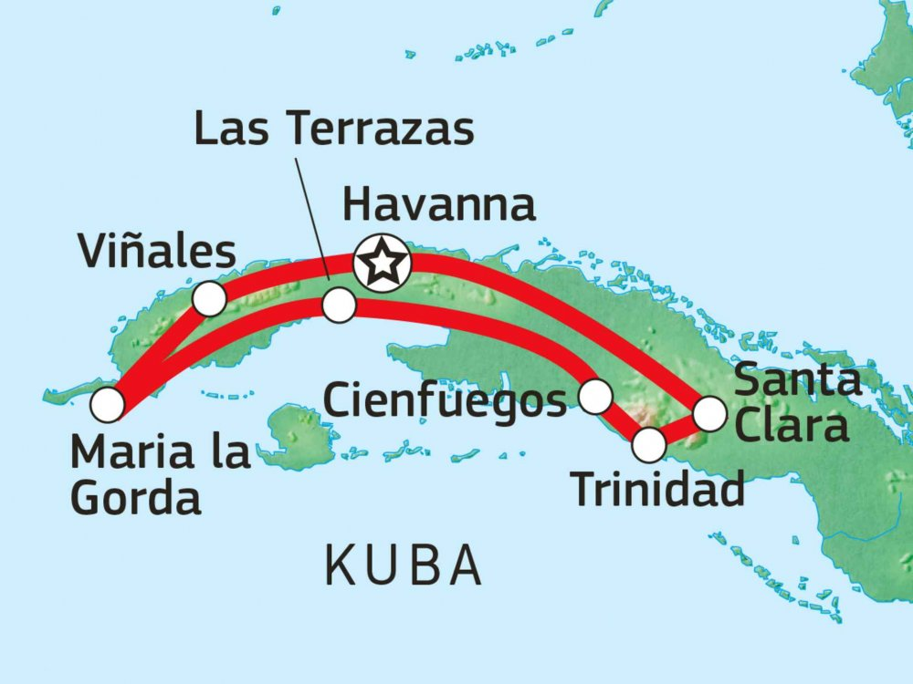 188C12009 Viva Cuba Karte