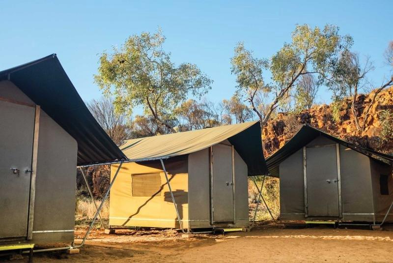 TentedCamp Australien