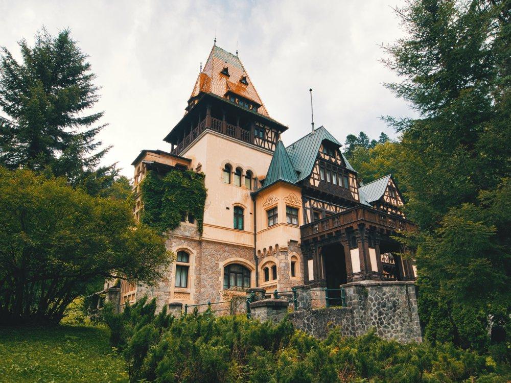 Schloss Pelisor Sinaia