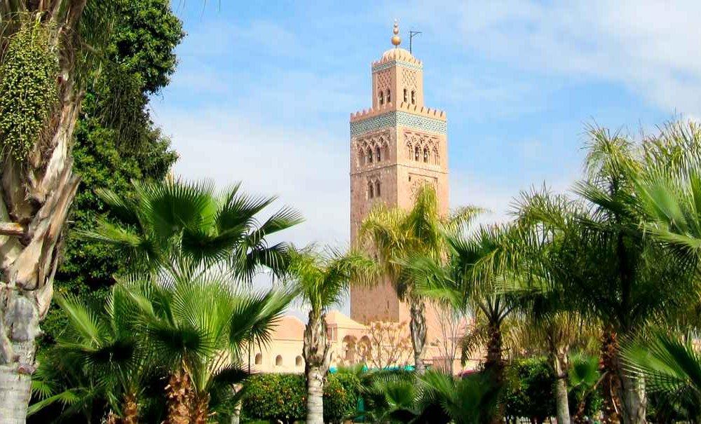 Marokko aktiv
