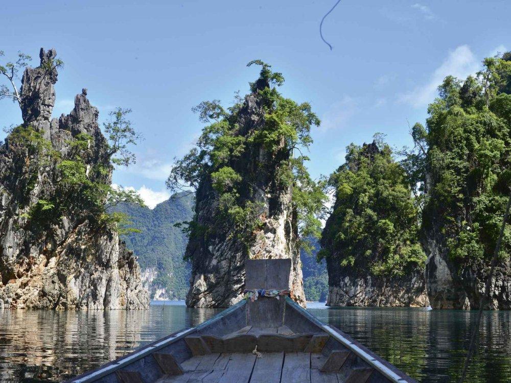 Dschungel-Erlebnis Khao Sok