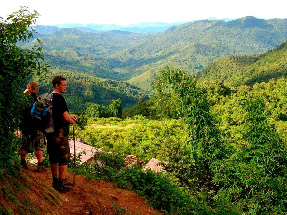 Dschungelabenteuer Laos