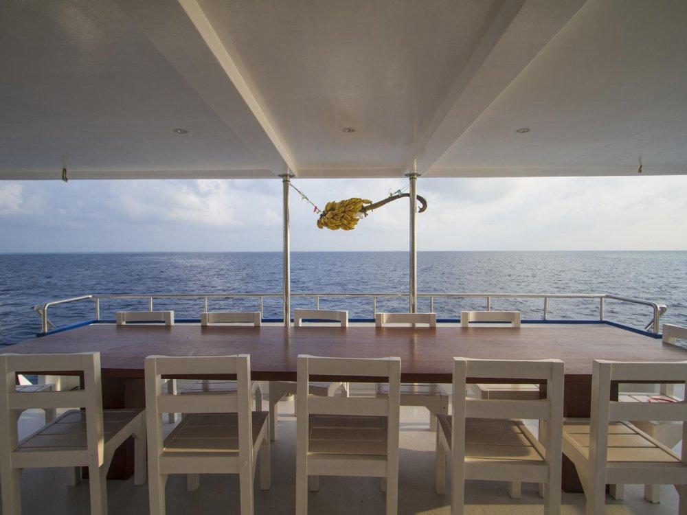 An Deck Schiff Sea Farer Explorer