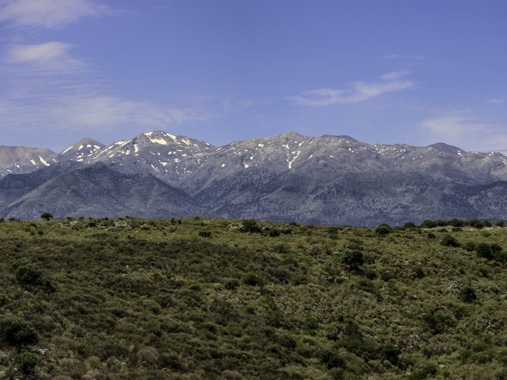 Lefka Ori - die weißen Bergen auf Kreta