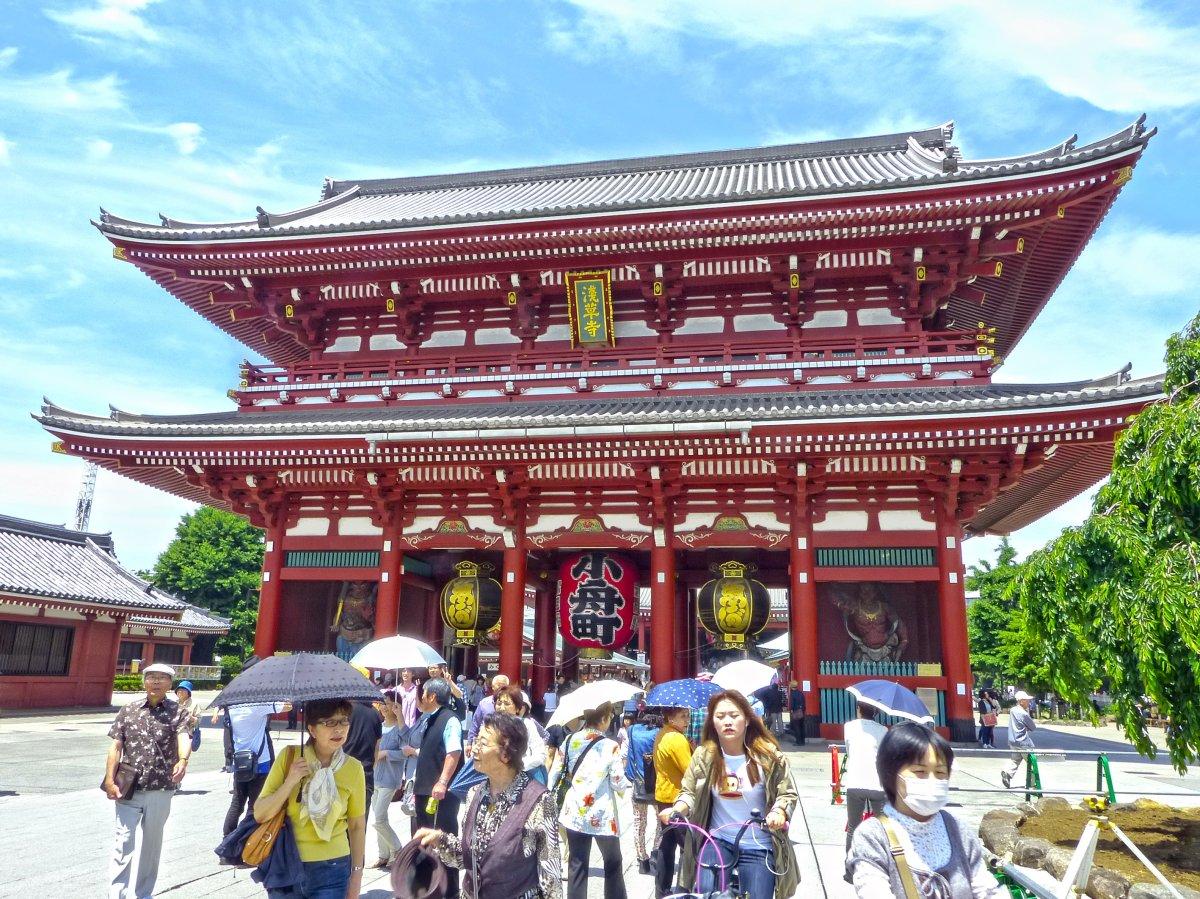 Japan zum Kennenlernen - Komfort, 9 Nächte