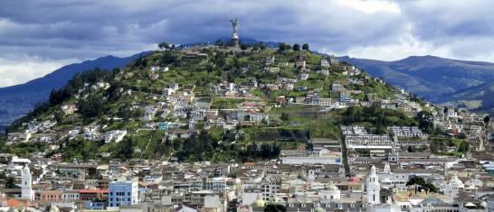 Die Vielfalt Ecuadors
