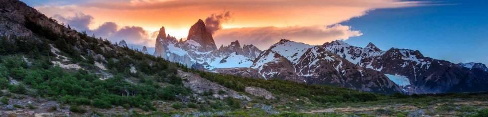 Los Glaciares und Fitz Roy Trekking