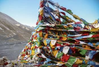 Straße nach Tibet