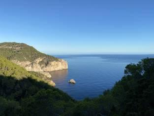 Ibiza Landschaft an der Küste
