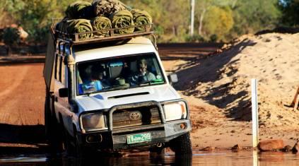 Abenteuer Gibb River Road
