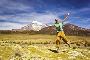 Gipfelträume zwischen Bolivien & Chile