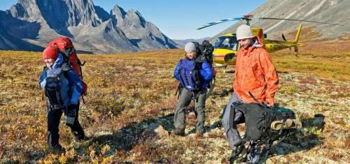 Tombstone Mountain - Patagonien des Yukon