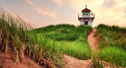 Maritimes - Höhepunkte Kanada Atlantikküste