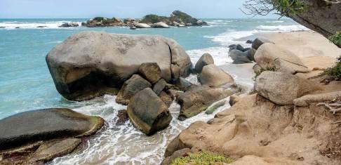 Kolumbiens Küste erfahren - von Cartagena nach Santa Marta