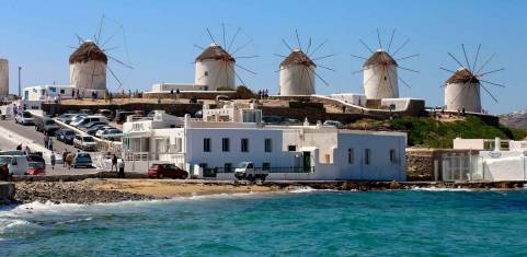 Segeln durch die griechische Inselwelt