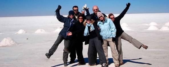 Bolivien entdecken