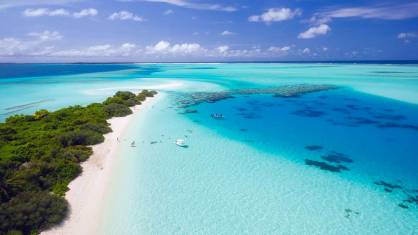 Malediven Dhoni Abenteuer