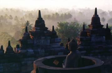 Java-Borobudur Temple