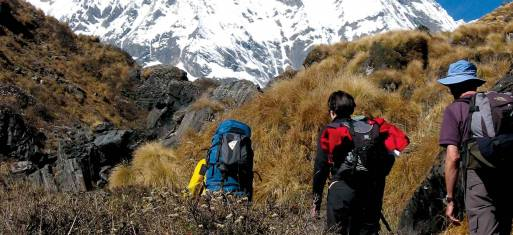 Annapurna Heiligtum