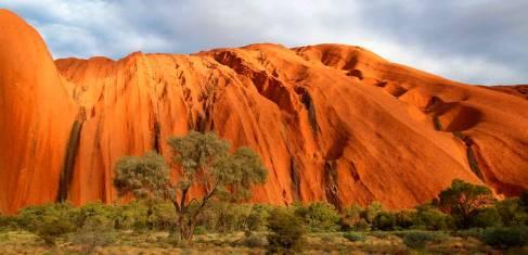 Von Melbourne nach Alice Springs