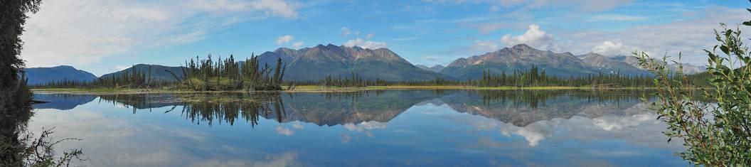 Einsamer Yukon