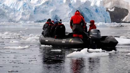 Klassische Antarktis Expedition