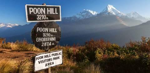 Ghorepani & Poon Hill Trek