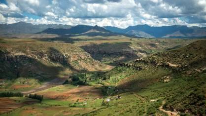 Drakensberg, Lesotho & Addo Nationalpark