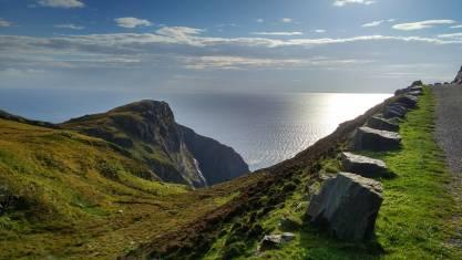 Wild Atlantic Way in Donegal