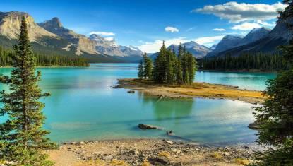 Von Vancouver nach Calgary durch die kanadischen Rockies