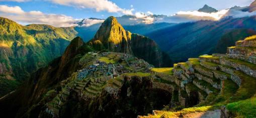 Inkas, Trails & Anden Erlebnis