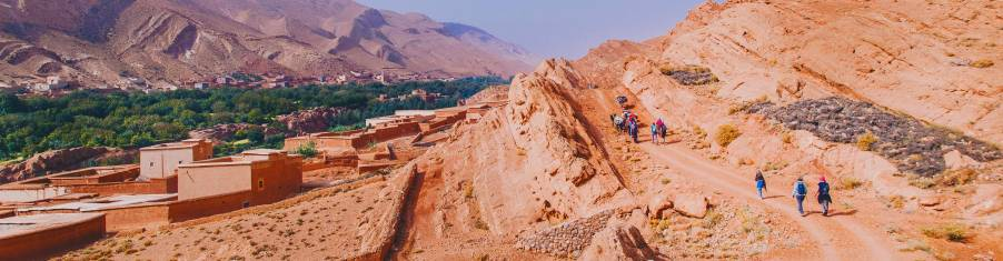 Bergerlebnis Mount Toubkal